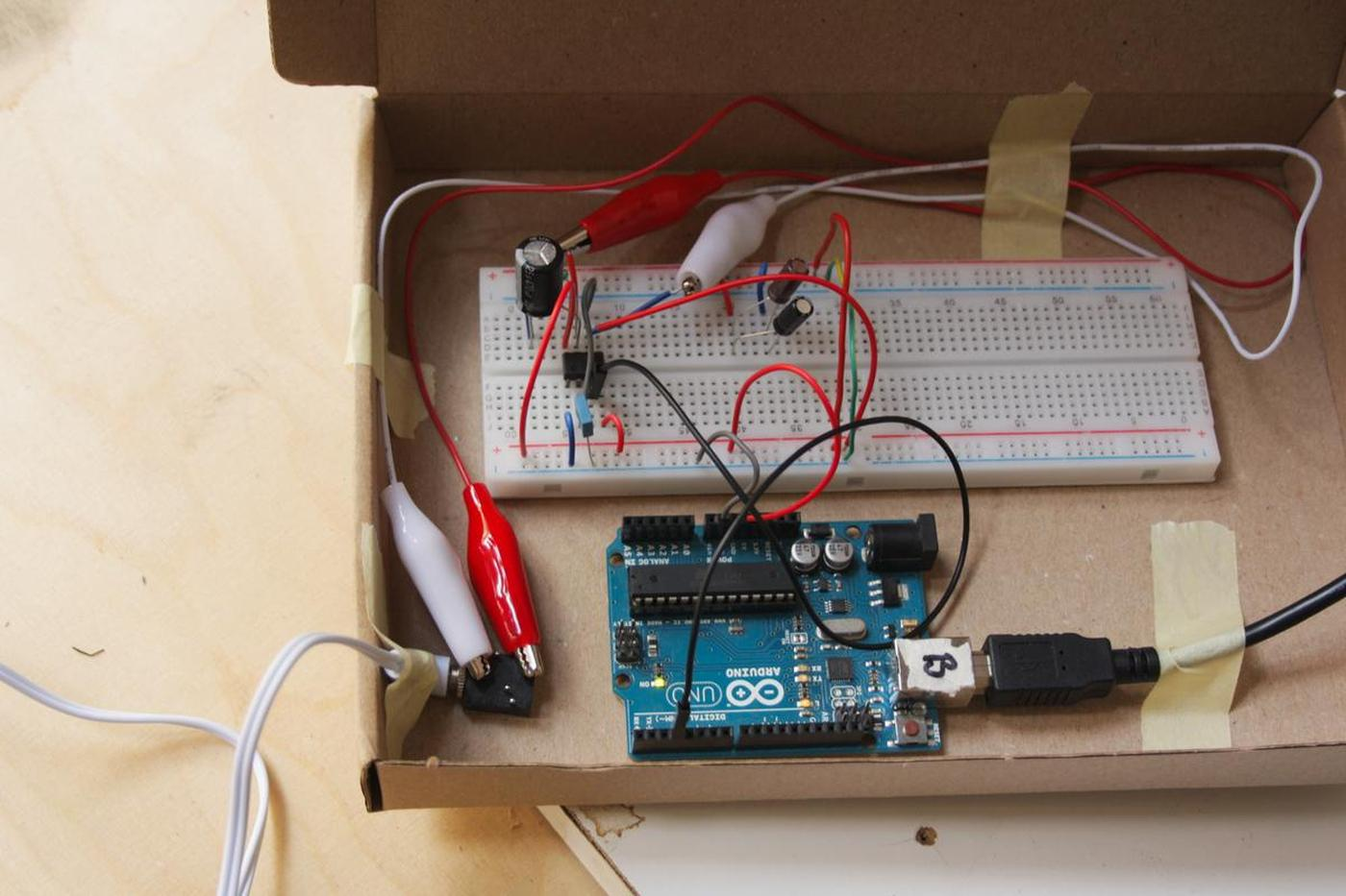 Arduino and components